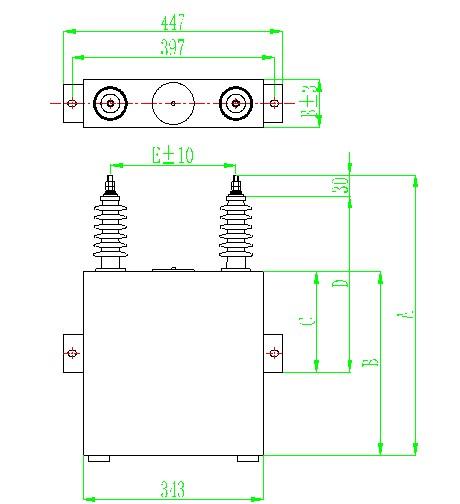 库柏(cooper)电力电容器