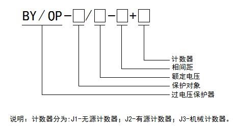 by/op过电压保护器--安徽艾默顿电气有限责任公司